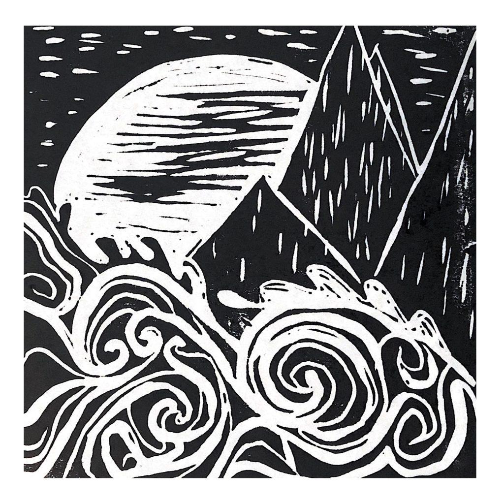 Terra / Aqua: cover art
